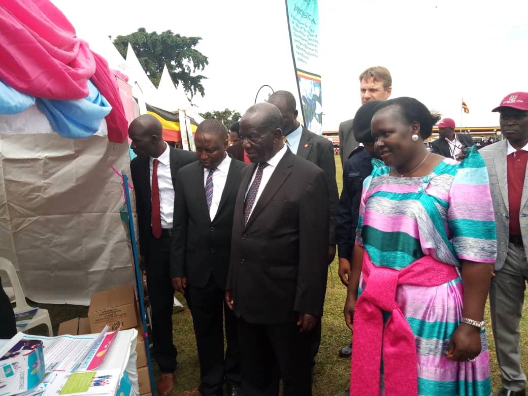 VICE PRESIDENT OF UGANDA
