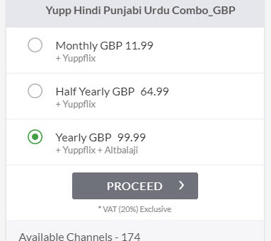 YuppTV - Watch Asian TV shows, Indian TV Channels, Movies outside India | UK Review 2020 | Live TV