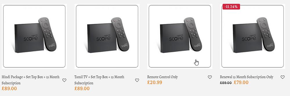 Lebara Play UK Subscription Cost