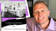 Dream Kitchen by Dream Finders Homes