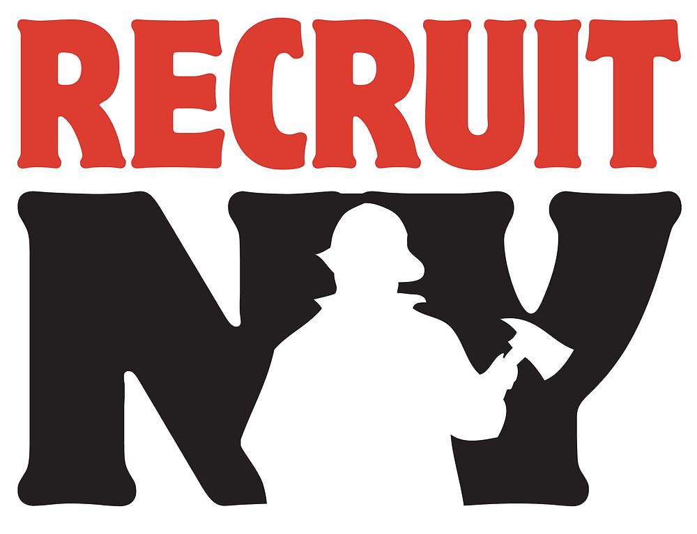 Recruit NY logo