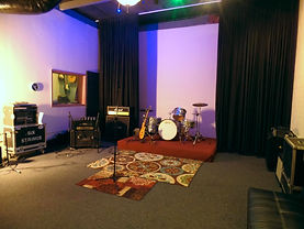Rehearsal Space in Van Nuys, Music Space Studios