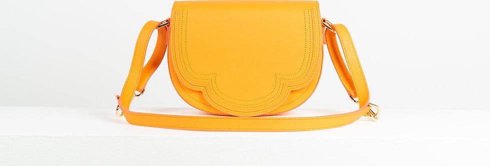 Luna crossbody - orange