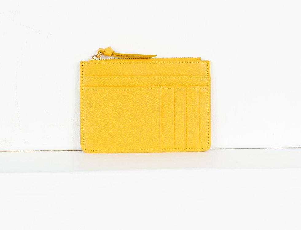 Mia purse - yellow