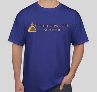Commonwealth Seminar T-Shirt Front.JPG