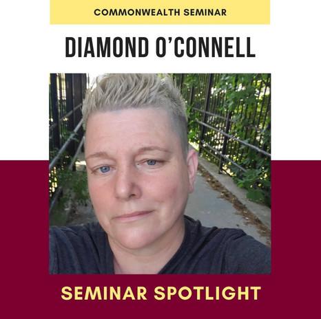 "Donna ""Diamond"" O'Connell"