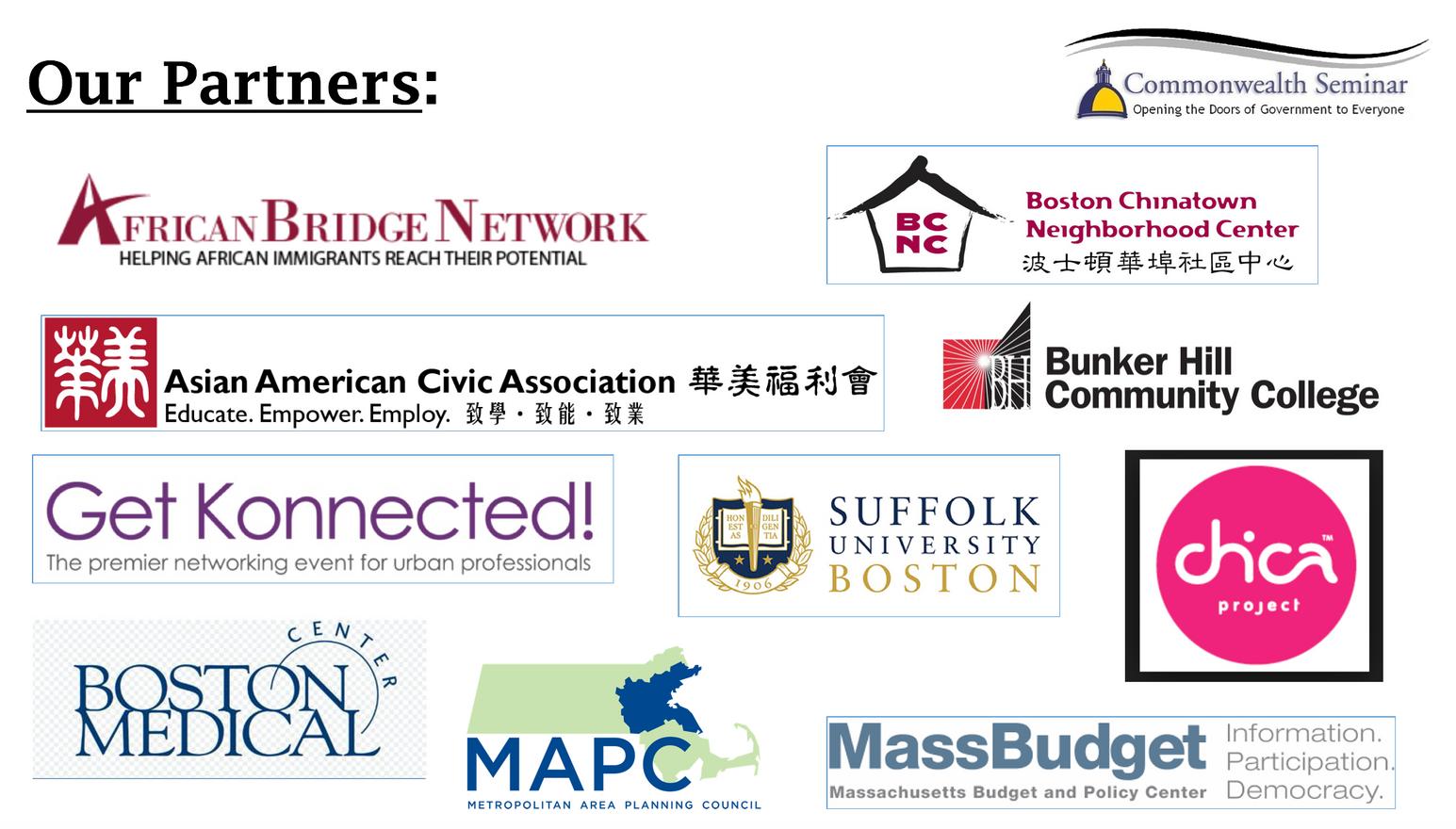 Commonwealth Seminar Partners