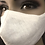 Thumbnail: Off White Linen Mask