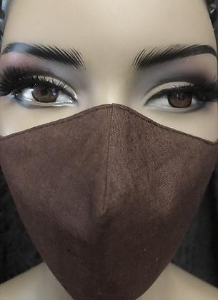 Chocolate Linen Mask