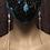 Thumbnail: Rhinestone Mask Chain/Pendant