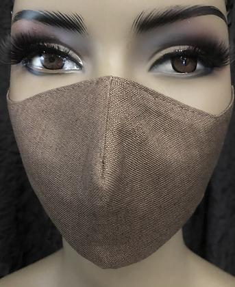 Cocoa Linen Mask