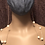 Thumbnail: Pearl &  Gold Mask Chain/ Pendant