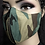 Thumbnail: Camouflage Vertical Zipper Mask