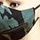 Thumbnail: Camouflage Horizontal Zipper Mask