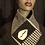 Thumbnail:  Tweed & Mud-cloth Neck Wrap