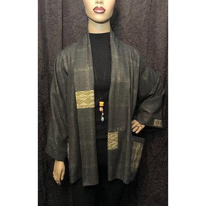 Charcoal Gray Jacket