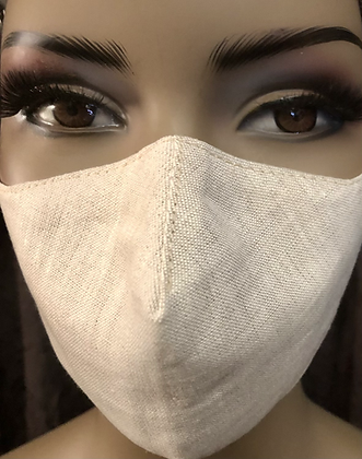 Oatmeal Linen Mask