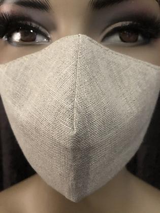 Wheat Linen Mask