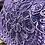 Thumbnail: Lavender Beaded Lace Mask