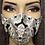 Thumbnail: Black  and Silver Mask