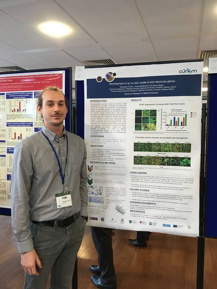 The Biggs Lab Presents New Research at the 4th Annual Matrix Biology Ireland Meeting in Dublin, Irel