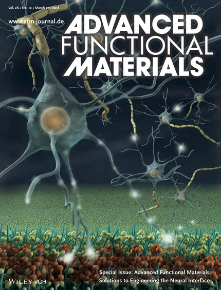 Dr Manus Biggs Guest Edits a Special Issue on Advanced Materials Solutions toEngineering the Neural
