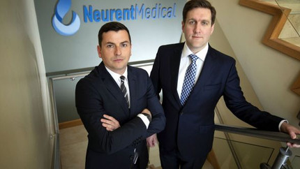 Neurent Medical LtdIn Conjunction With The Biggs LabAwarded €2.8 MillionDisruptive Technologies I