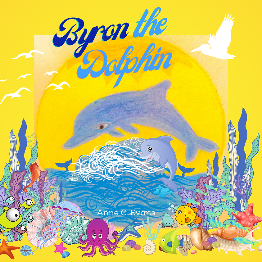 Introducing Byron the Dolphin