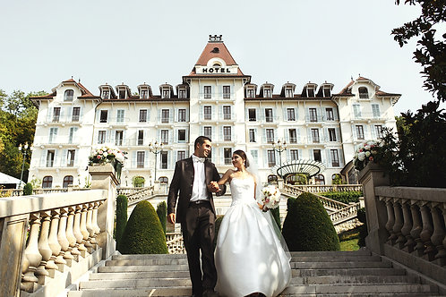 Le Grande Wedding Package Consultation