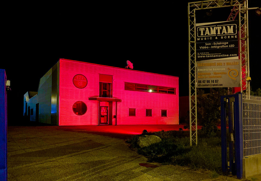 TamTam Music & Scene