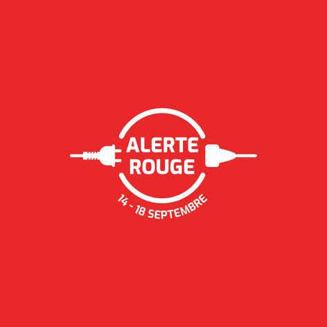 ALERTE ROUGE 14-18 septembre   03-09-2020