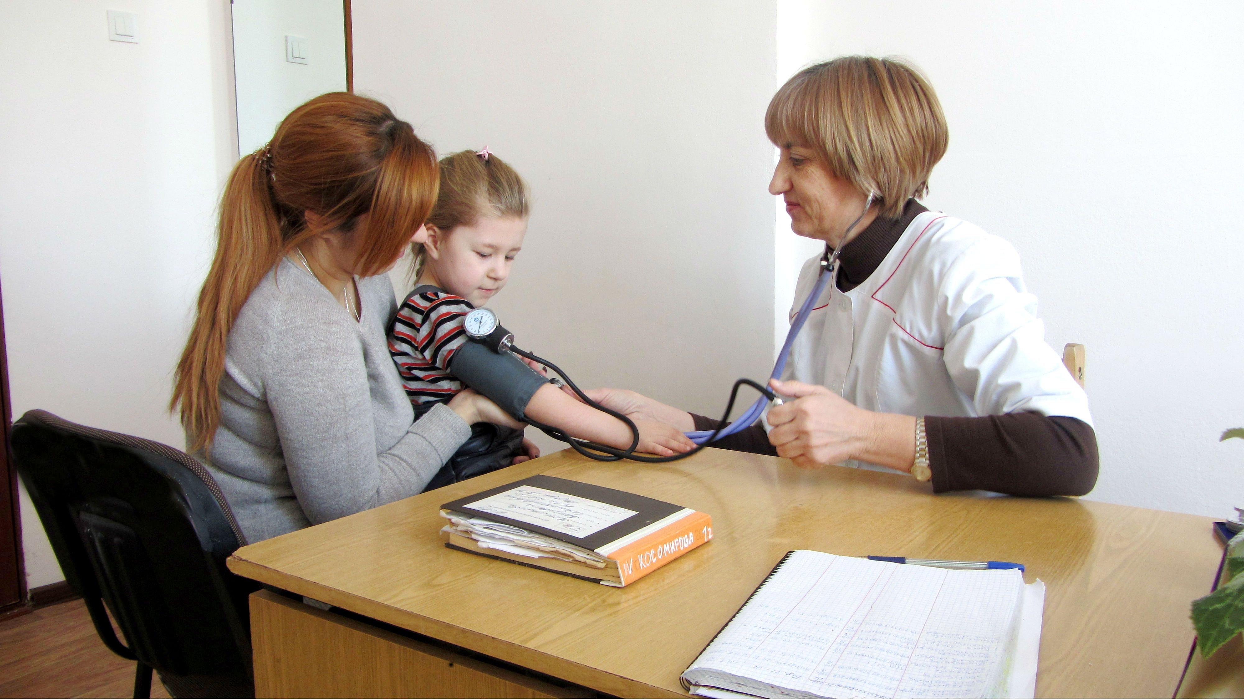 бланк согласия родителя на медицинский осмотр ребенка