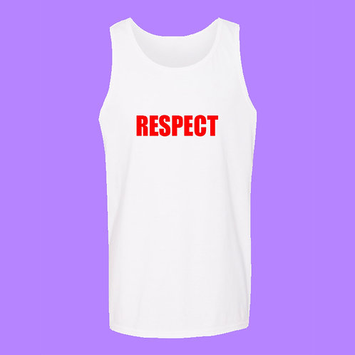 Respect Tank Top