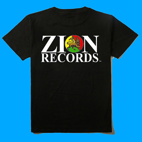 Zion Records T Shirt