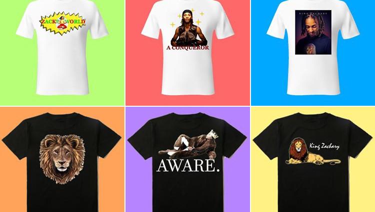 KZ T Shirts