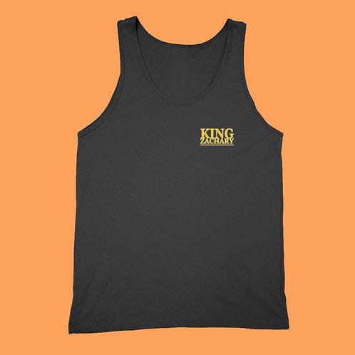 King Zach·ary Tank Top