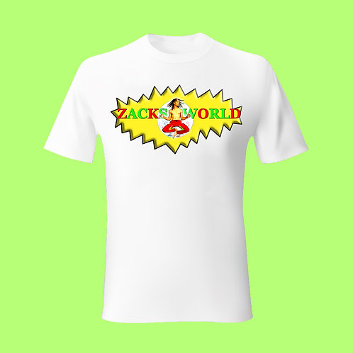Zacks World T Shirt