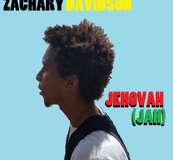 Zachary Davidson - Jehovah Album Cover.