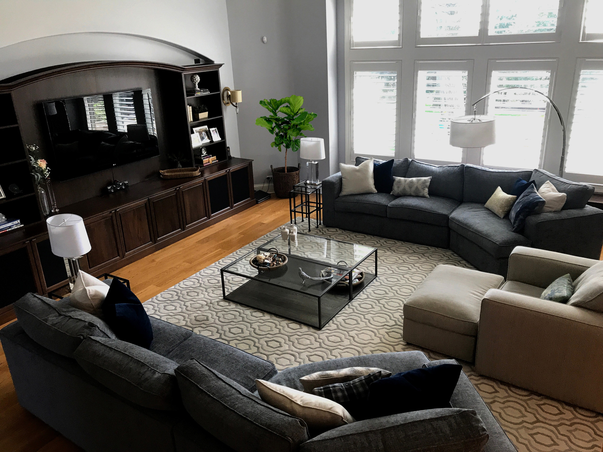 Highland Park Living Room