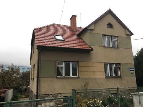 Rekosntrukce strechy