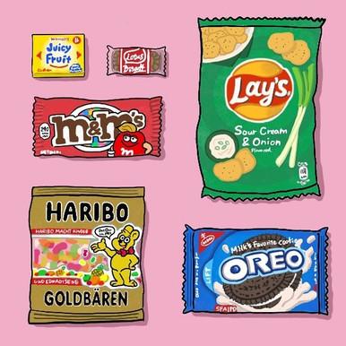 海外お菓子