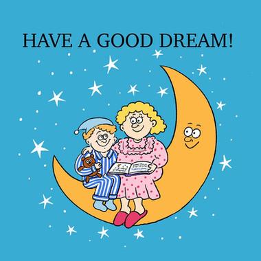 いい夢見てね