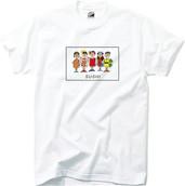 SUSHI Tシャツ