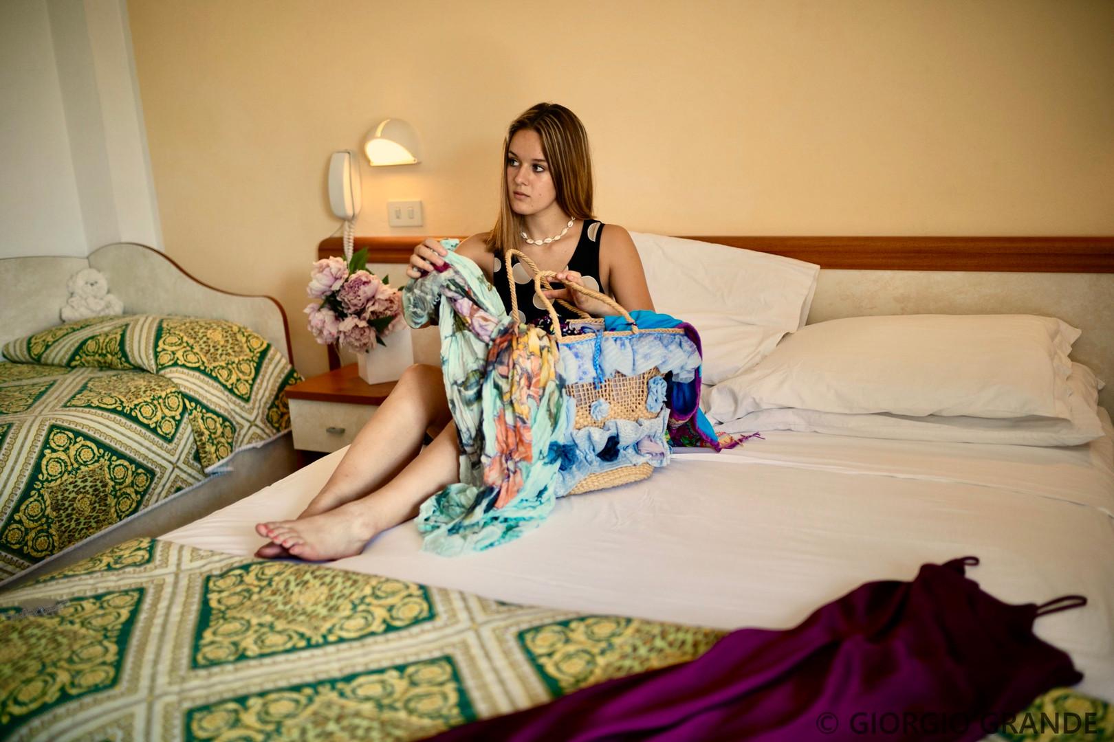 HOTEL BAKY CAMERE BAGNI GIORGIO GRANDE 2