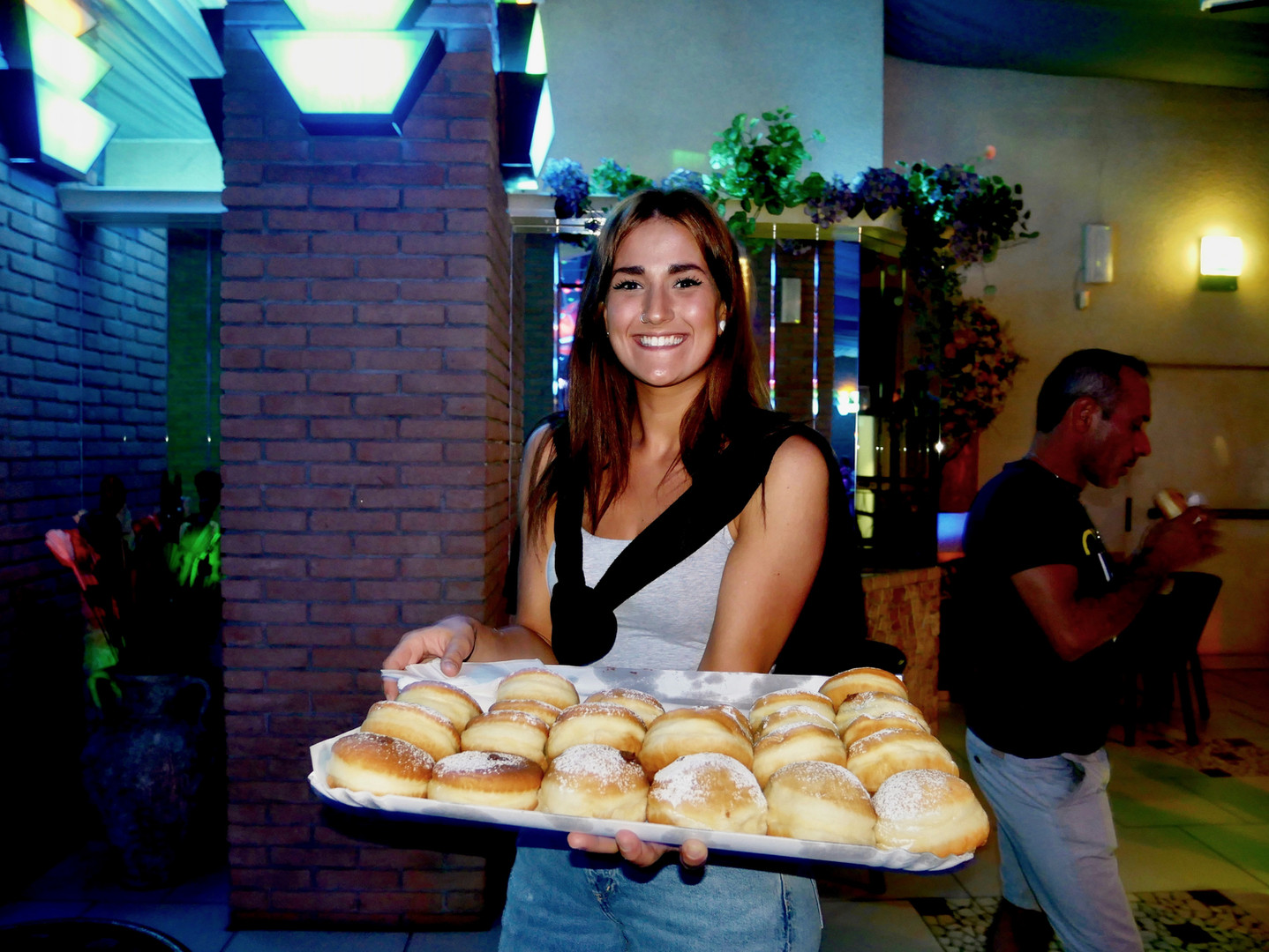 Bomboloni cucina Gobbi Hotels Gatteo Mar