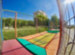 giochi per bambini reti elastiche Gobbi