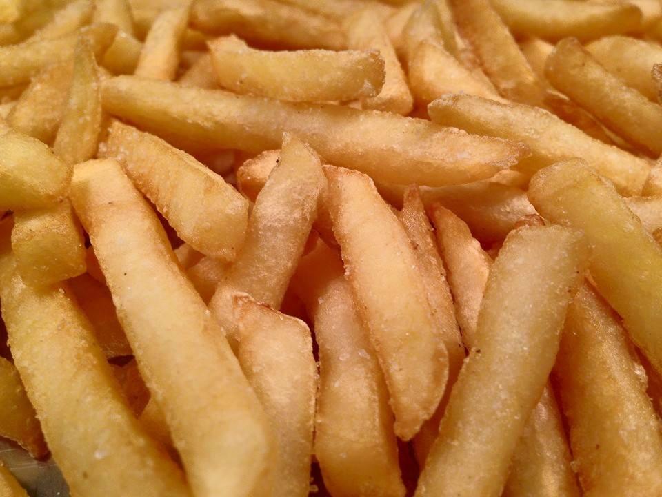 Patatine fritte cucina Gobbi Hotels Gatt