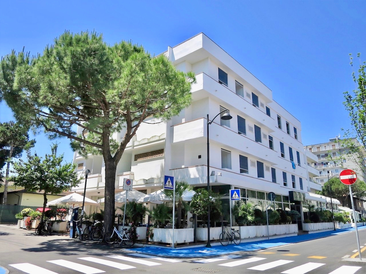 hotel-francesca Gobbi Hotel 3 stelle Gat