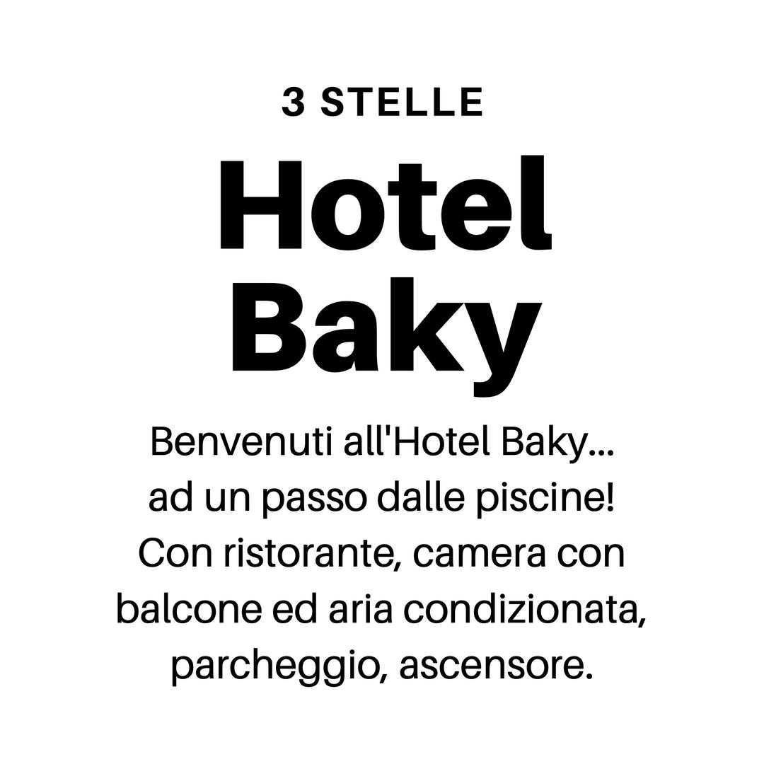 Hotel Baky Gobbi Hotels Gatteo Mare