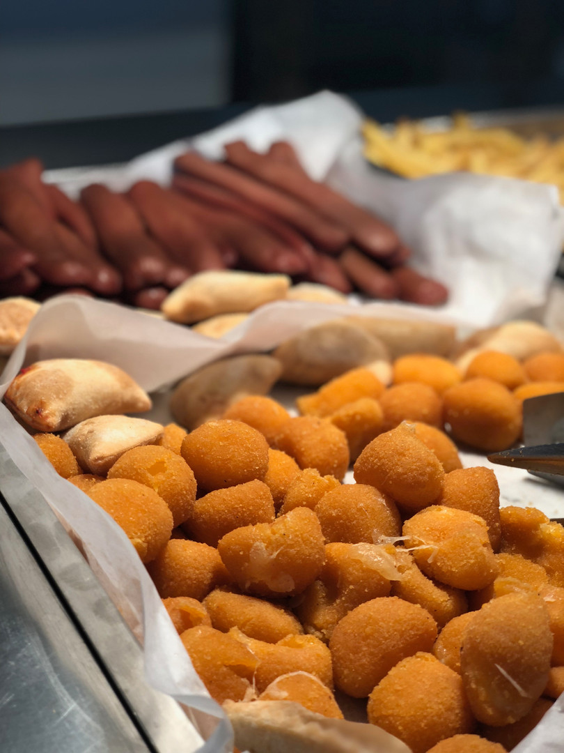 Snack bar self-service cucina Gobbi Hote